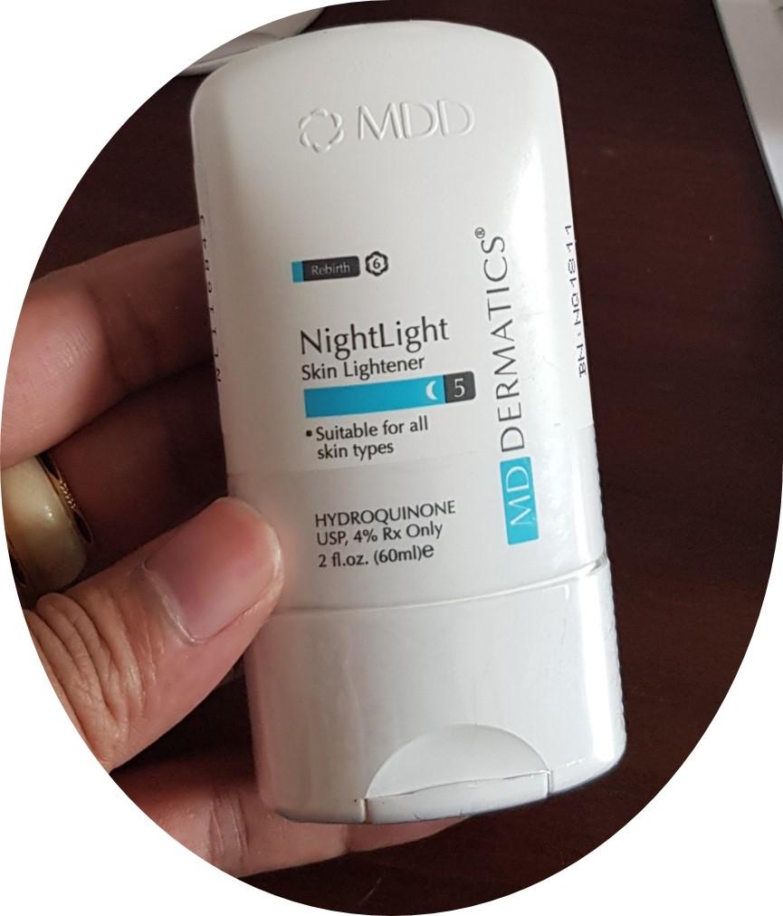 Đặc trị nám ban đêm | Chai số 5 MD Dermatics