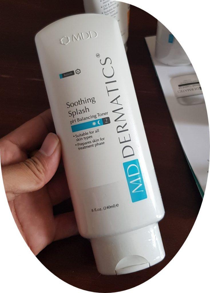 Nước hoa hồng | Chai số 2 MD Dermatics