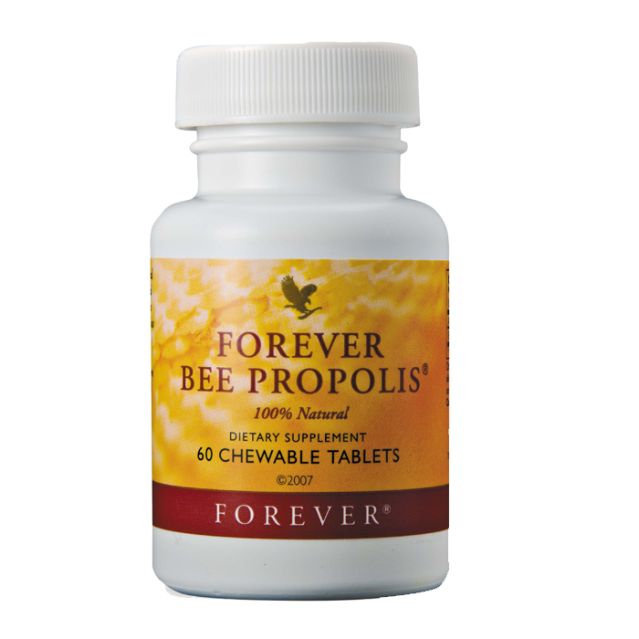 Keo Ong Forever bee propolis của lô hội