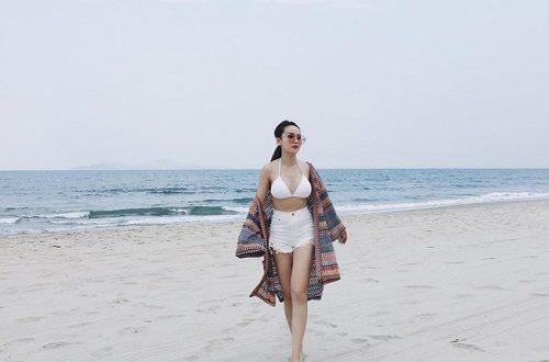 Lan đã tự tin đi biển khi dùng Pure beauty