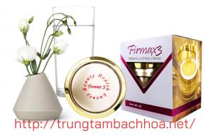 Hũ sản phẩm firmax3 đa công dụng