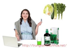 Sử dụng diệp lục K-Link hay k-liquid cùng bạn vượt qua dịch corona